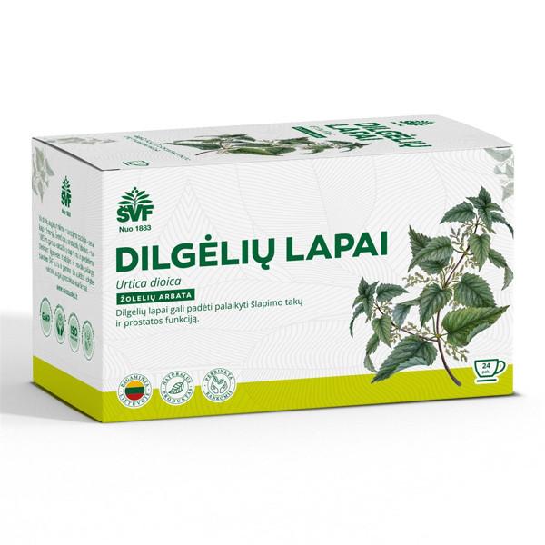 ACORUS DILGĖLIŲ LAPAI, 1 g, žolelių arbata, 24 vnt. paveikslėlis