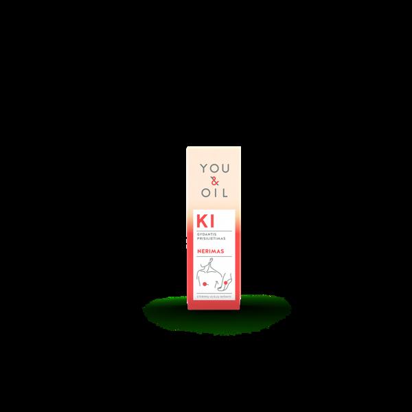 YOU&OIL KI aromaterapinis mišinys NERIMAS, 5ml paveikslėlis