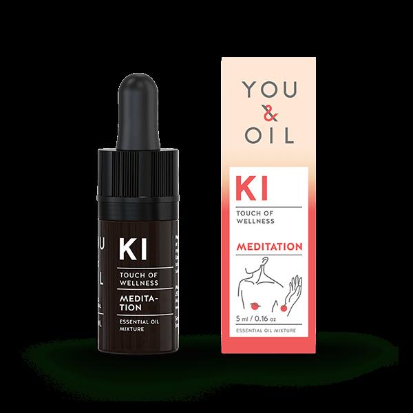 YOU&OIL KI aromaterapinis mišinys MEDITACIJA, 5 ml paveikslėlis