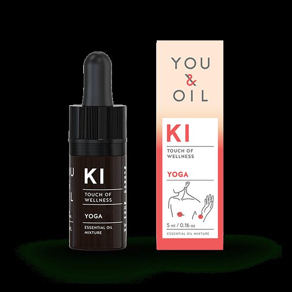 YOU&OIL KI aromaterapinis mišinys JOGA, 5ml paveikslėlis