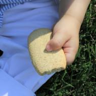"""""""Natūralūs pilno grūdo"""" ekologiški sausainiai FLEUR ALPINE,  nuo 9 mėnesių, 150 g paveikslėlis"""