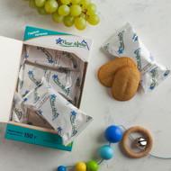 """""""Pirmieji su vynuogių sultimis"""" ekologiški sausainiai FLEUR ALPINE, nuo 6 mėnesių, 150 g paveikslėlis"""