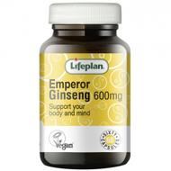LIFEPLAN EMPEROR GINSENG, kininis ženšenis su vitaminais, 60 kapsulių paveikslėlis