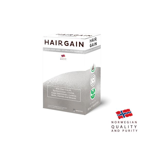 HAIRGAIN™ tabletės plaukams, N60 paveikslėlis