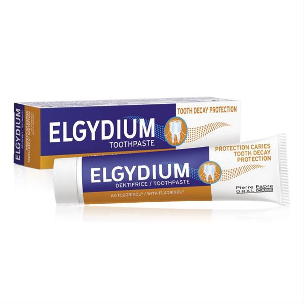 ELGYDIUM DECAY PROTECTION, dantų pasta, 75 ml paveikslėlis