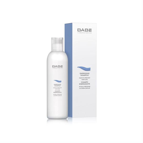 BABE HAIR ENERGISING, energizuojantis šampūnas silpniems, linkusiems slinkti plaukams, 250 ml paveikslėlis