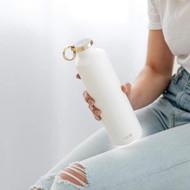 EQUA išmanioji termo gertuvė SMART SNOW WHITE, nerūdijantis plienas, 1 vnt. paveikslėlis