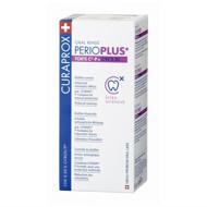 CURAPROX PERIOPLUS+, burnos skalavimo skystis su 0,20 % chlorheksidino, 200 ml paveikslėlis