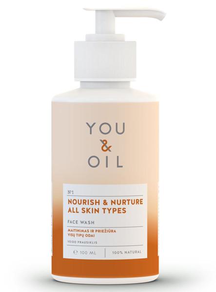 YOU&OIL BEMUILIS VEIDO PRAUSIKLIS, 150ml paveikslėlis