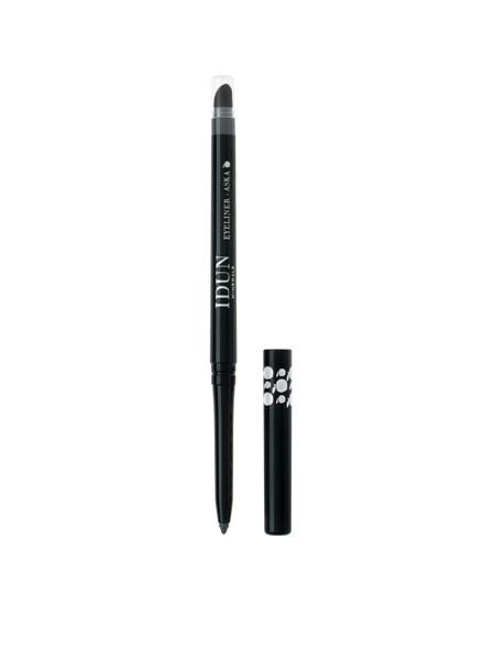 IDUN Minerals išsukamas akių pieštukas, pilkos spalvos Aska Nr. 5104, 0,35 g paveikslėlis