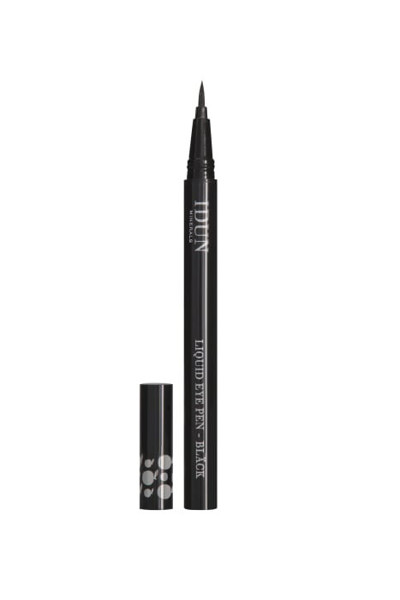 IDUN Minerals akių apvadas juodos spalvos Nr. 5152, 0,6 ml (rašiklio tipo) paveikslėlis