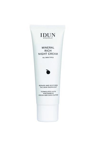 IDUN Skincare naktinis kremas, 50 ml paveikslėlis