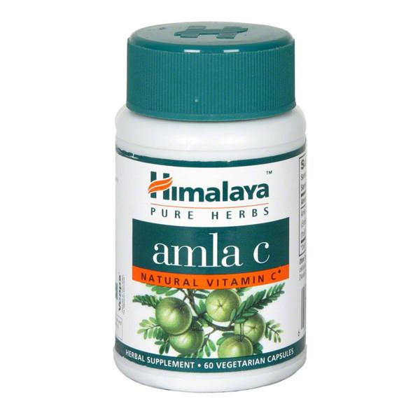 Himalaya Amla C 60 Kapsulių paveikslėlis
