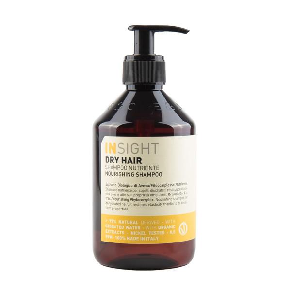 INSIGHT DRY HAIR, šampūnas sausiems plaukams, 400 ml paveikslėlis