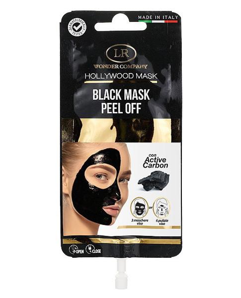 LR wonder company valanti veido kaukė su anglimi,  riebiai ir mišriai odai, 15 ml paveikslėlis