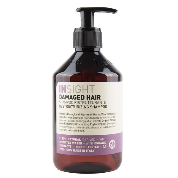INSIGHT DAMAGED HAIR, šampūnas pažeistiems plaukams, 400 ml paveikslėlis