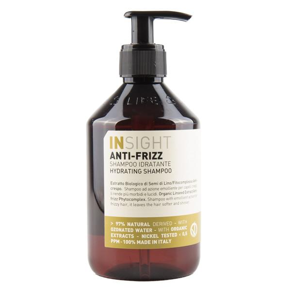 INSIGHT ANTI-FRIZZ, šampūnas neklusniems plaukams, 400 ml paveikslėlis