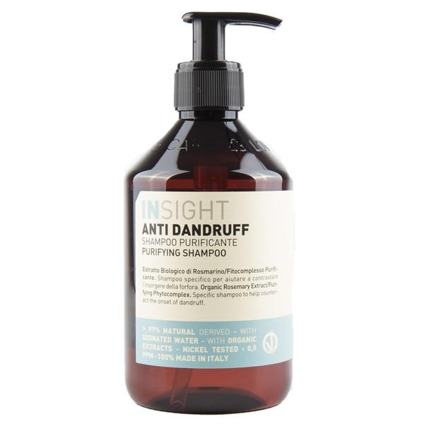 INSIGHT ANTI DANDRUFF, šampūnas nuo pleiskanų, 400 ml paveikslėlis