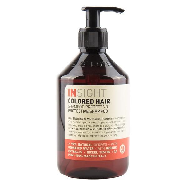 INSIGHT COLORED, šampūnas dažytiems plaukams, 400 ml paveikslėlis