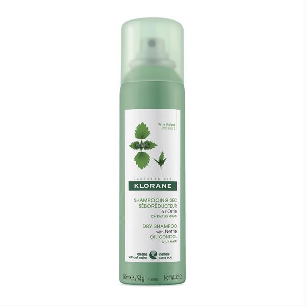 KLORANE DILGĖLIŲ, sausas, riebalų išsiskyrimą reguliuojantis šampūnas, 150 ml paveikslėlis