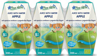 FLEUR ALPINE ekologiškas OBUOLIŲ sulčių gėrimas vaikams nuo 8 mėn, 200 ml x 3 vnt. paveikslėlis