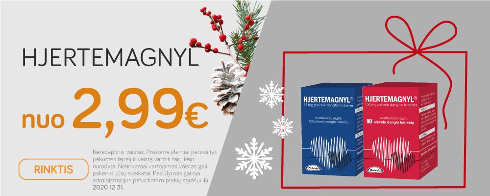 Hjertemagnyl nuo 2.99 Eur