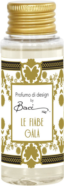 """Baci Milano parfumuotas namų kvapo papildymas ,,LE FIABE GALA""""  50ml paveikslėlis"""