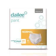 DAILEE PANT sauskelnės-kelnaitės PREMIUM NORMAL M, 75-125 cm, 14vnt. paveikslėlis