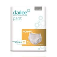 DAILEE PANT sauskelnės-kelnaitės PREMIUM NORMAL XL, 130-160 cm, 14 vnt. paveikslėlis