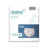 DAILEE PANT sauskelnės-kelnaitės PREMIUM PLUS L, 110-140 cm, 14 vnt. paveikslėlis