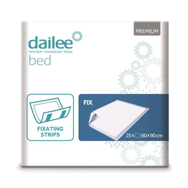 DAILEE BED paklotai PREMIUM FIX, 60 x 90 cm, 25 vnt. paveikslėlis