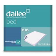DAILEE BED PLUS, paklotai, 40 x 60 cm, 25 vnt. paveikslėlis