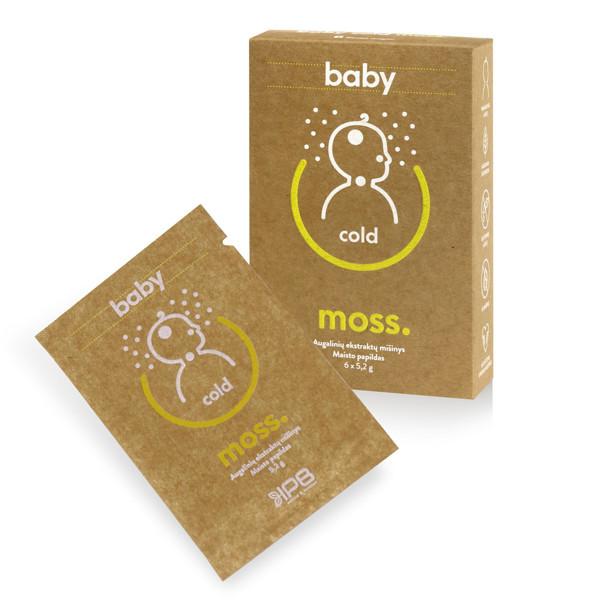 COLD MOSS BABY, 6 paketėliai paveikslėlis