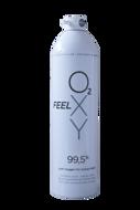 FeelOXY Suslėgtas įkvepiamasis deguonis su kauke, koncentracija 99,5% paveikslėlis