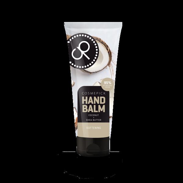 Cosmepick rankų balzamas su kokosų aliejumi ir taukmedžio sviestu, 80ml paveikslėlis