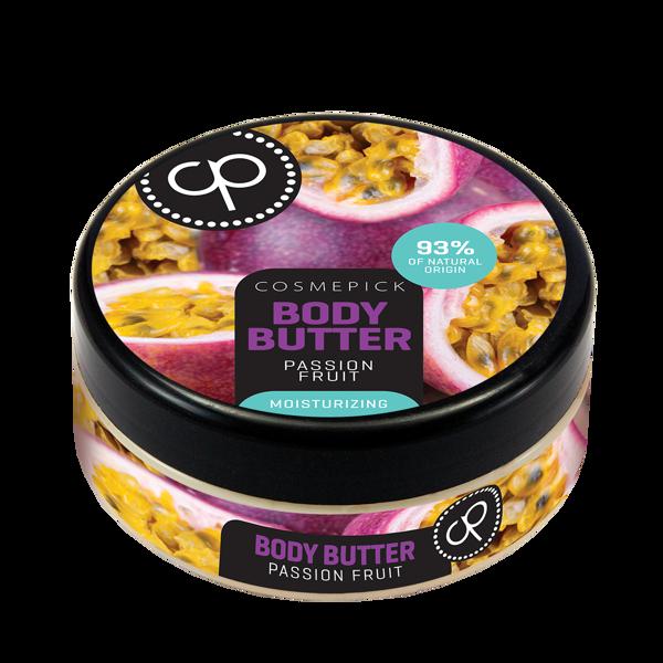 Cosmepick kūno sviestas su pasifloromis Perfect Body, 200 ml paveikslėlis