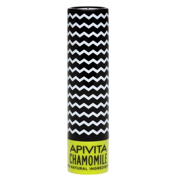 APIVITA, lūpų pieštukas su ramunėlėmis, SPF15, 4,4 g paveikslėlis