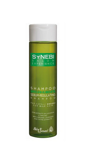 Helen Seward Synebi šampūnas riebiems plaukams su levandų ir čiobrelių ekstraktais, 300ml paveikslėlis