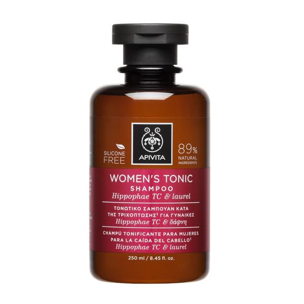 APIVITA, šampūnas moterims, tonizuojamasis, 250 ml paveikslėlis