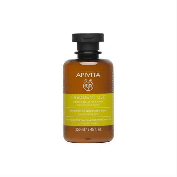 APIVITA, šampūnas, kasdienio naudojimo, 250 ml paveikslėlis