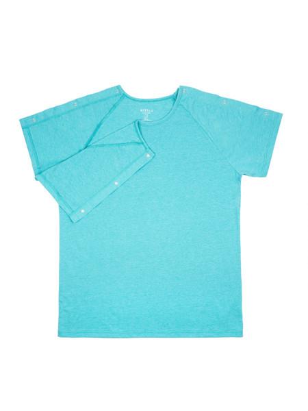 Dressed in Green marškinėliai slaugai MEDSL750421, spalva 700, 2XL dydis paveikslėlis