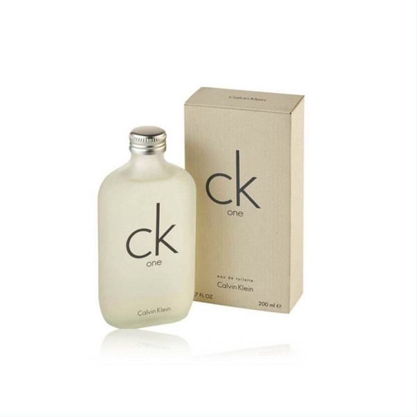 CALVIN KLEIN ONE EDP, parfumuotas vanduo moterims, 200 ml paveikslėlis