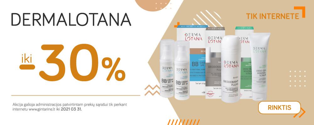 Dermalotana -30%