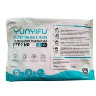 YUNYIFU RESPIRATORIUS FFP2 X 10 VNT. (rausvos spalvos) paveikslėlis