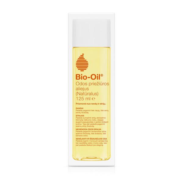 BIO-OIL, natūralus odos priežiūros aliejus, 125 ml paveikslėlis