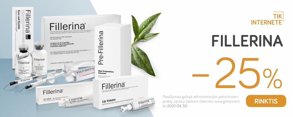 Fillerina -25%