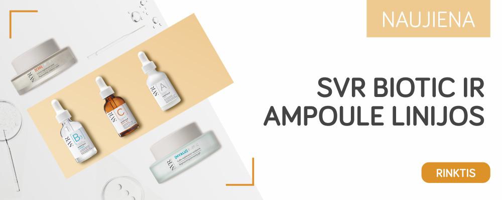 SVR Biotic ir Ampoule