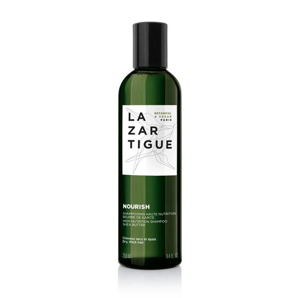 LAZARTIGUE NOURISH, maitinantis šampūnas sausiems, tankiems plaukams, 250 ml paveikslėlis