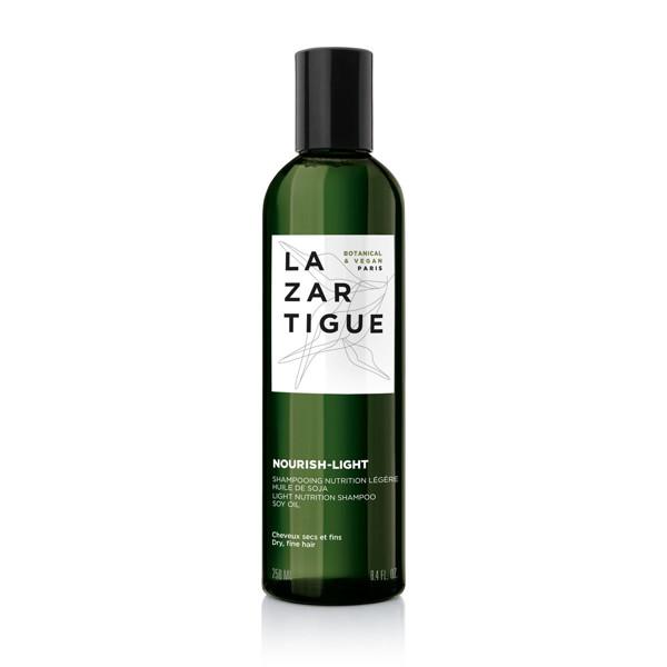 LAZARTIGUE NOURISH LIGHT, maitinamasis šampūnas sausiems, ploniems plaukams, 250 ml paveikslėlis