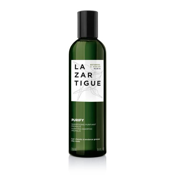 LAZARTIGUE PURIFY, valomasis šampūnas riebiai galvos odai, 250 ml paveikslėlis